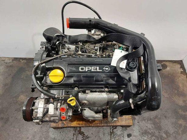 Motor Opel Corsa C, Astra G, Combo 1.7 dti   Y17DT, Y17DTL