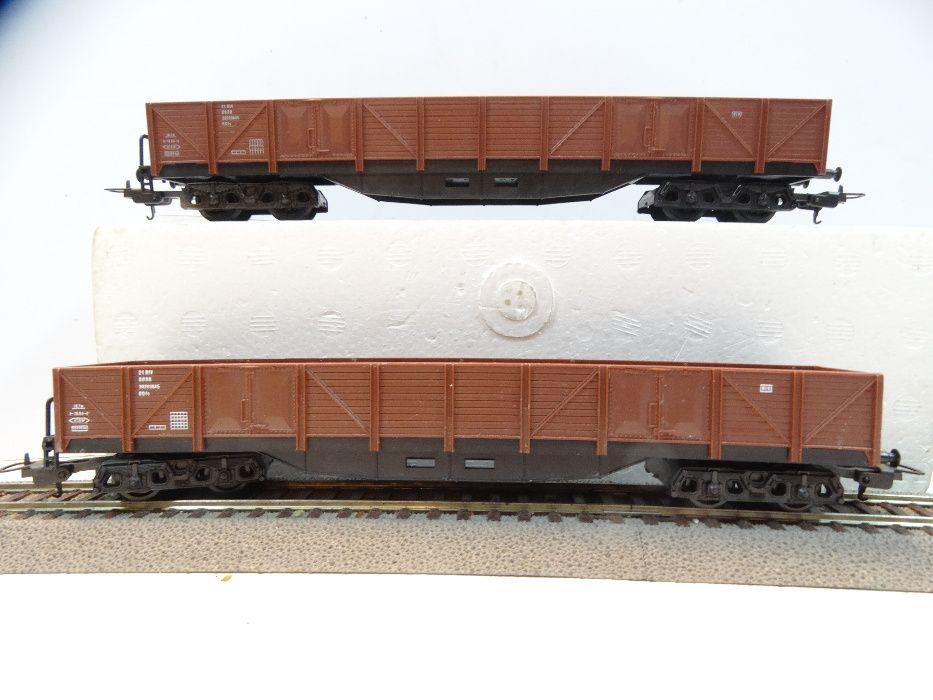 2szt wagon towarowy Lima skala H0 //42 Warszawa - image 1