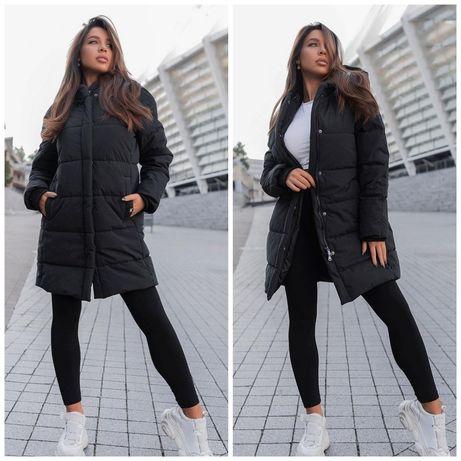 Курточка зимняя staff