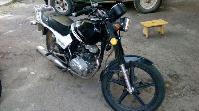 Мотоцикл, мотоцыкл Spark
