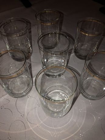 Zestaw 10 szklanek