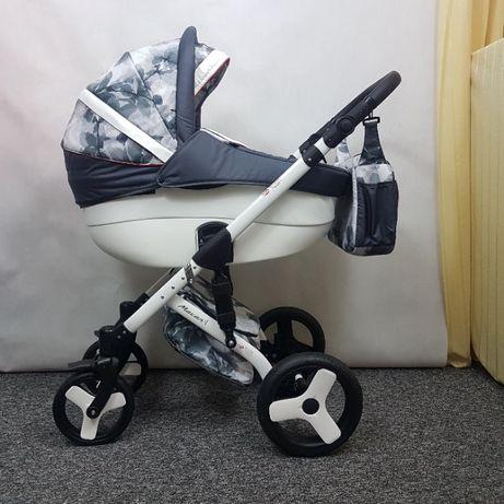 Wózek dziecięcy Dymex Macan 2w1 lub 3w1 nieużywany SZKRAB WITA