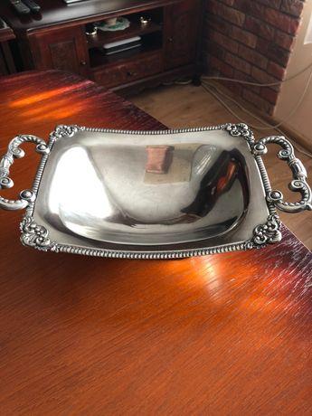 Piękny stary srebrny Kosz Berlin 1830 r