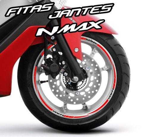 Fitas jantes Yamaha NMAX v01