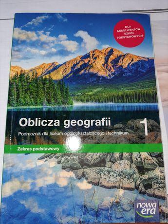 """Podręcznik """"Oblicza geografii"""" dla absolwentów szkół podstawowych."""