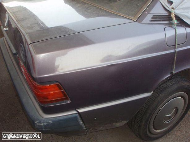 Pecas de mecanica e chapa - Mercedes 190D 1991 ( w201 )