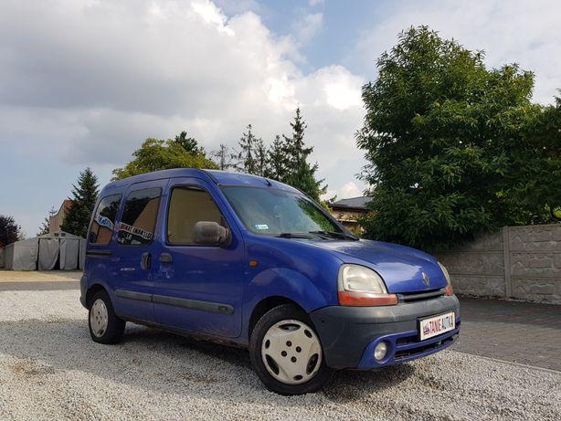 Renault Kangoo 1.2 benzyna + LPG // pakowny // okazja // zamiana ?