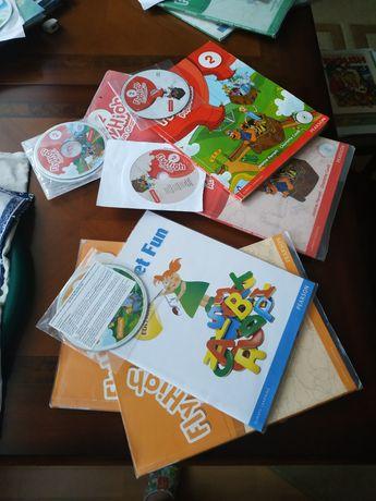 Книги по английскому языку 1 2 flyhigh English