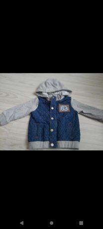 Bluza kurtka dla chłopca 68
