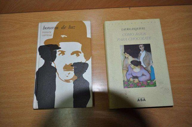 Bonecos de Luz - Romeu Correia