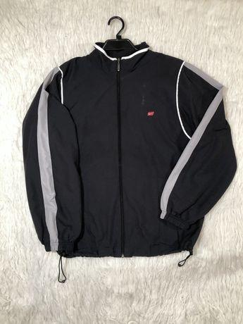 Kurtka Nike vintage czarna rozmiar L