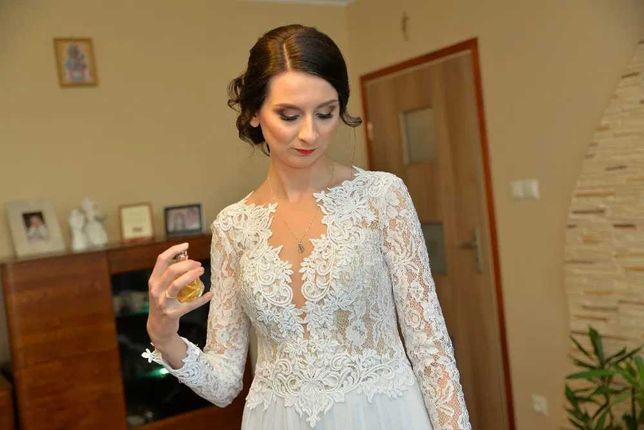 Suknia ślubna Aurelia rozm 36