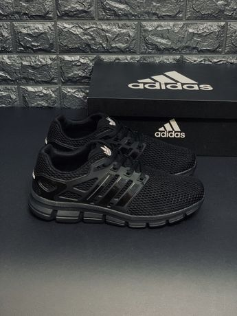 Кроссовки мужские Adidas Climacool, Черные, Адидас Климакул, Адидасы