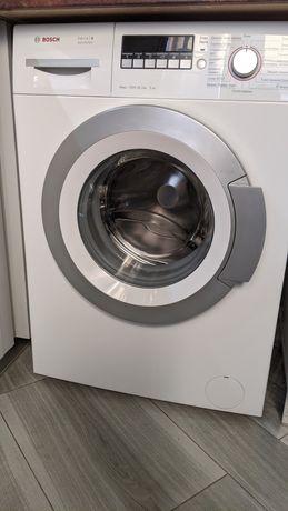 Узкая стиральная машина Bosch