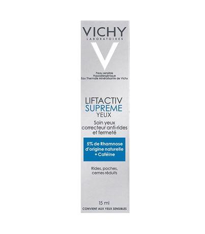 Подтягивающий крем для контура глаз Vichy Liftactiv Yeux 15 мл