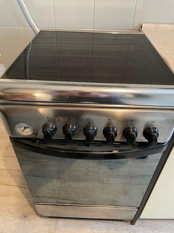 kuchenka gazowo-elektryczna hot point Ariston