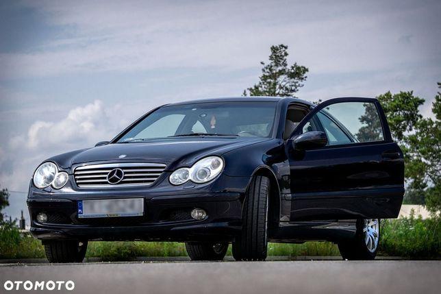 Mercedes-Benz Klasa C MERCEDES C180 KOMPRESOR, bez rdzy i wkładu