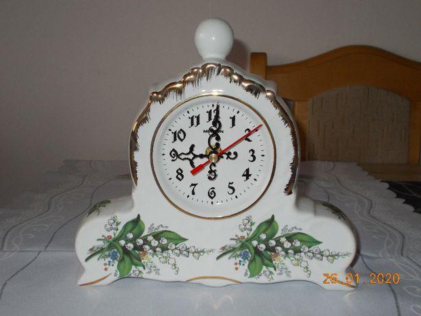 Zegar kominkowy , konwalia Chodzież