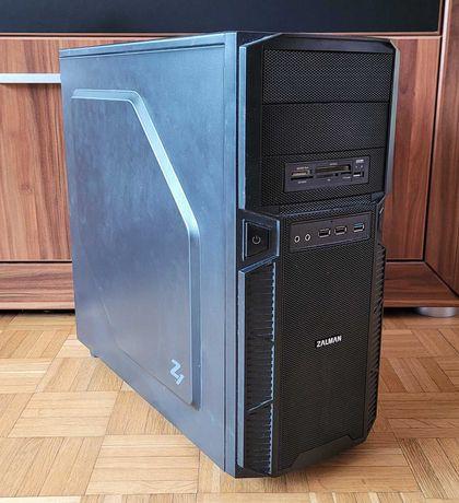 Komputer stacjonarny z Windows 10 AMD 3x 2.6GHz GeForce GT730 4G