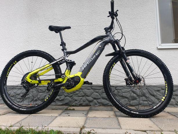Haibike sdurofullnine 9.0 e-bike електро велосипед bosch двухподвес