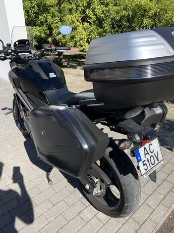 Honda NCX 750 nova