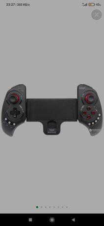 Бездротовий геймпад iPega PG-9023 Bluetooth PC/Android Black