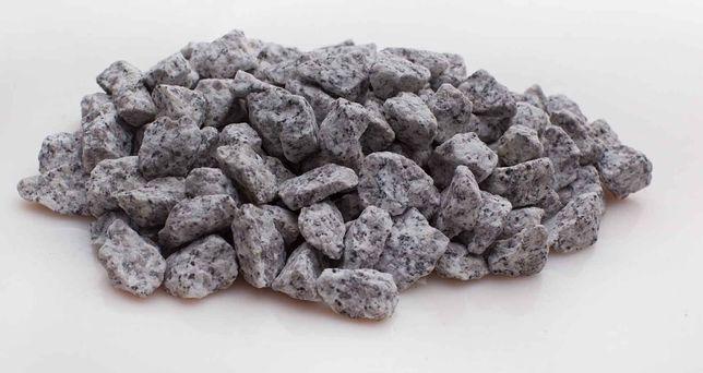 Grys granitowy granit PROMOCJA Kamień na rabaty do ogrodu TONA