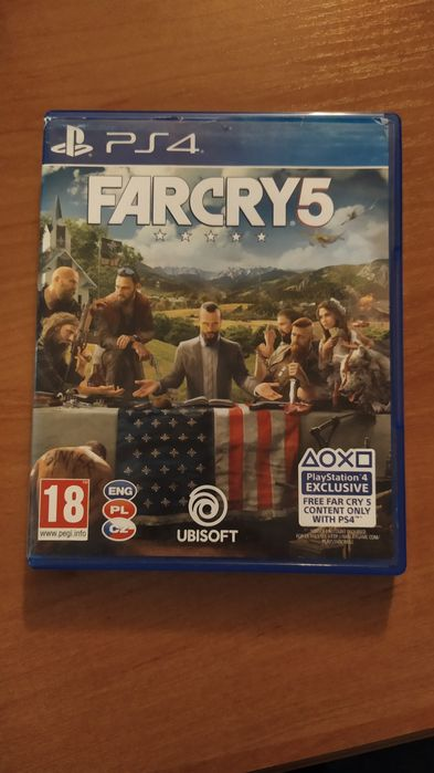 Far Cry 5 ; Far Cry New Dawn PS4 PL Konstantynów Łódzki - image 1
