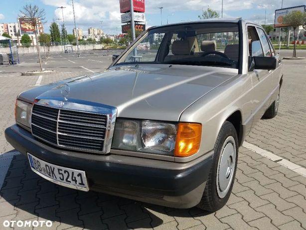 1992 Mercedes-Benz W201 (190) ORYGINAŁ, unikatowe beżowe wnętrze,