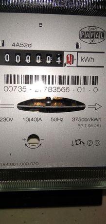 Licznik prądu 1 faza 230V 10A Podlicznik