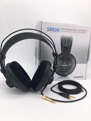 Headphones de estúdio Samson SR850