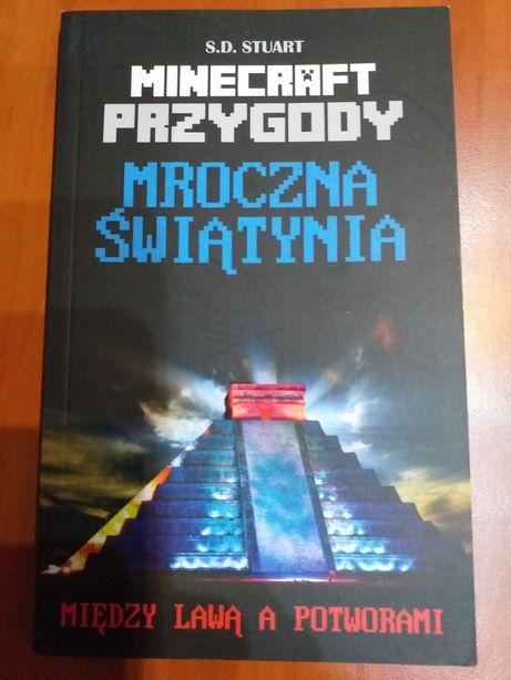 S.D. Stuart- Minecraft Przygody - MROCZNA ŚWIĄTYNIA