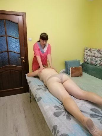 Профессиональный массаж от опытного специалиста :Позняки, Харьковска