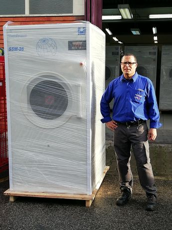 Secadores industriais 30kg