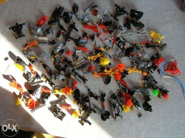 Lego Bionicle mieszanka 300 oryginalnych klocków