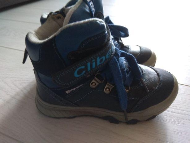 Зимові хлопчачі чобітки