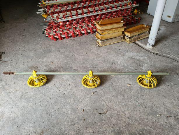 Paszociąg karmidła dla kur niosek kaczek gęsi indyków