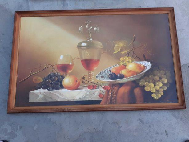 Piekny obraz do salonu ,kuchni,lub pokoju.