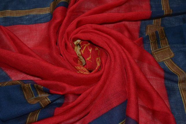 Шерстяной платок Ralph Lauren.