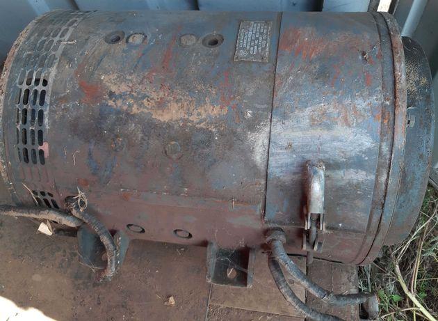 Электродвигатель  генератор ДК-309А к крану КС 5363