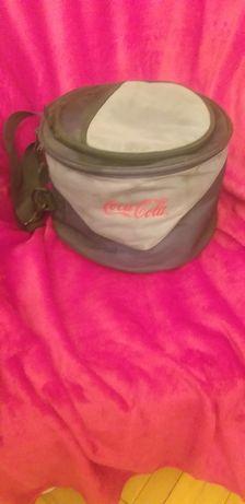 Grill Coca-Cola przenośny