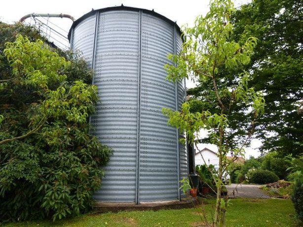 Blacha silosu silos 80t 20t 40t dach