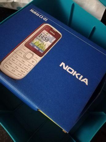 Telemóvel Nokia C1-01
