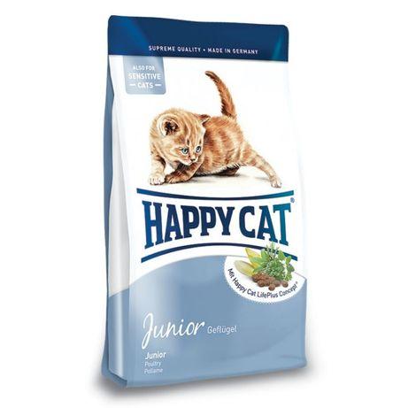 Корм для кошек и котят Happy Cat