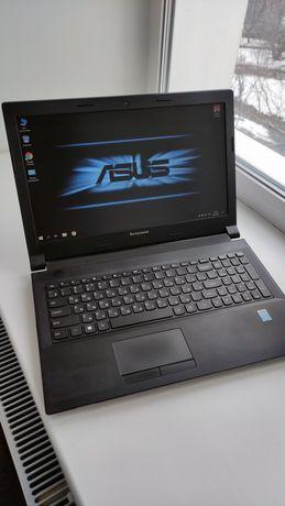 Ноутбук для учебы и работы Lenovo b50-70