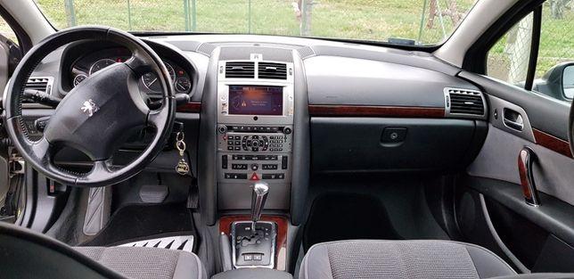 * ZADBANY Peugeot 407 SW Diesel 2.0 *