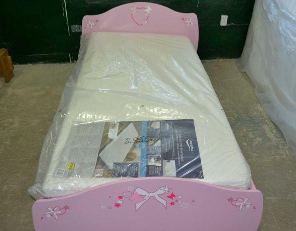 Ліжко дитяче рожеве з Німеччини!