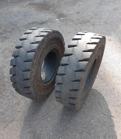 6.50-10 Casumina STD цельнолитая шина на погрузчик