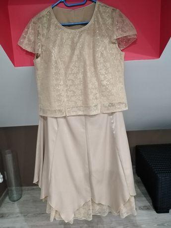 Komplet spódnica+bluzka