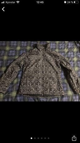 Фирменная куртка Reebok